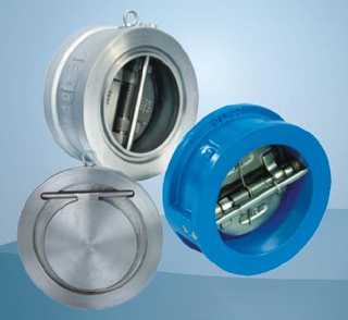 Cast Steel Wafer Check Valve