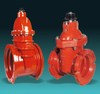 ANSI Cast Iron Gate Valve-Resilient Seat
