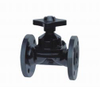 Cast Steel Diaphragm Valve