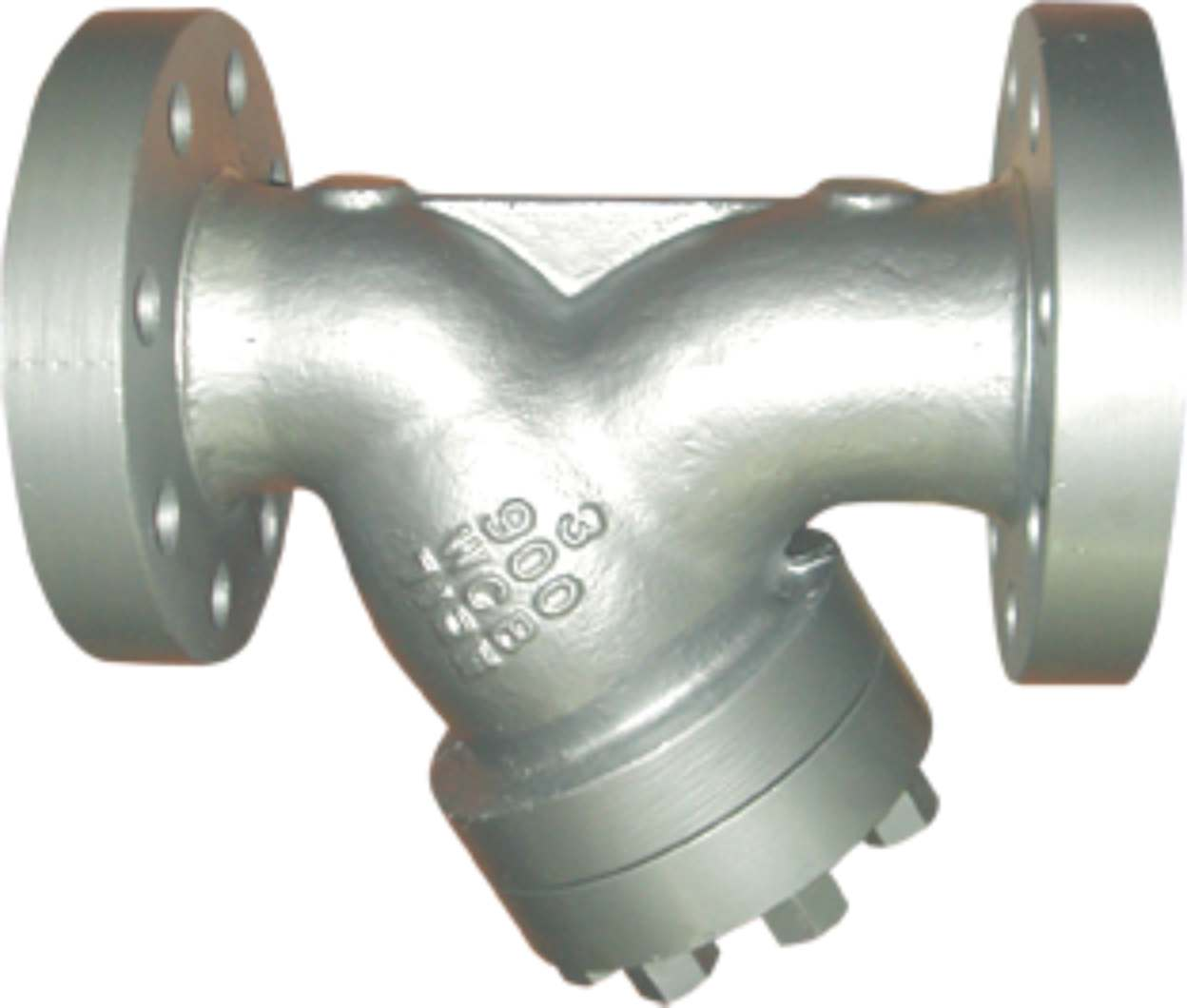 Cast Steel Y-strainer